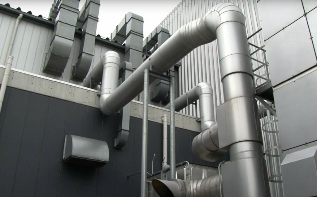 VOC排出量の削減